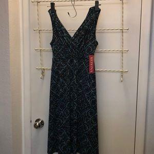 Sleeveless dress, Merona brand, size XS.